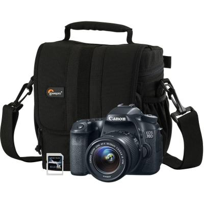 EOS 70D 20.2MP Digital Camera with EF-S 18-55 mm IS STM
