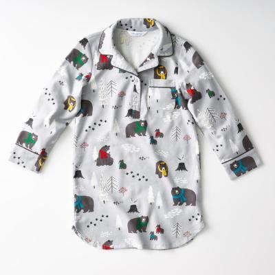 Family Flannel Company Cotton™ Girl's Sleepshirt in Bear