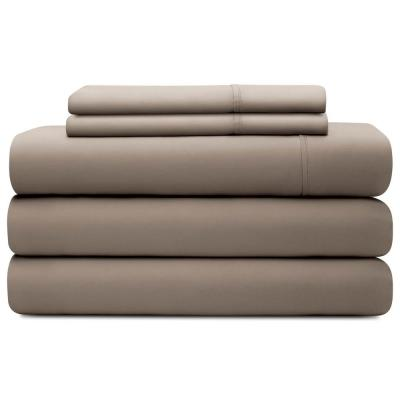 Tencel Solid Cotton Sheet Set