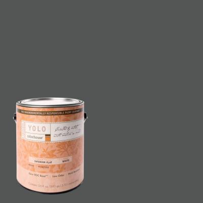 YOLO Colorhouse 1-gal. Metal .05 Flat Interior Paint-DISCONTINUED