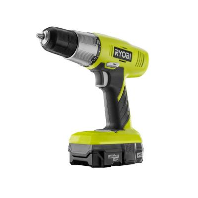 Ryobi 18-Volt ONE+ Lithium-Ion Drill/Driver Kit