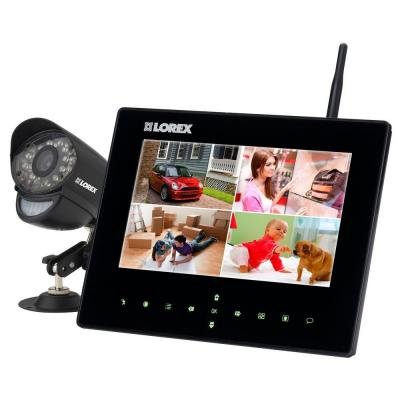Lorex LIVE SD7+ Wireless Video Monitoring System