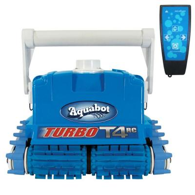 Turbo T4-RC Cleaner with Caddy for In-Ground Pools Product Photo