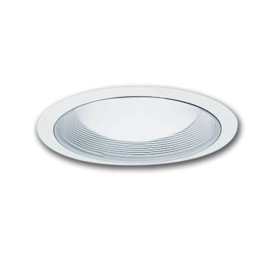 E26 Series 6 in. White Recessed Lighting Baffle with White Trim