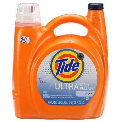138 oz. Original Scent HE Liquid Laundry Detergent with Ultra Stain Remover (72 Loads) Product Photo
