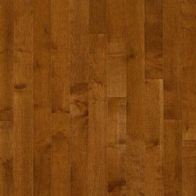 Bruce Maple Gunstock 3/4 in. Thick x 2-1/4 in. Wide x Random Length Solid Hardwood Flooring (20 sq. ft. /case)