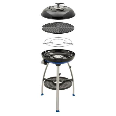 Carri Chef 2 Propane Gas Grill with Pot Ring and Grill
