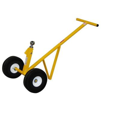 SNAP-LOC 500 lb. Capacity All-Terrain Trailer Hand Cart with Airless Tires