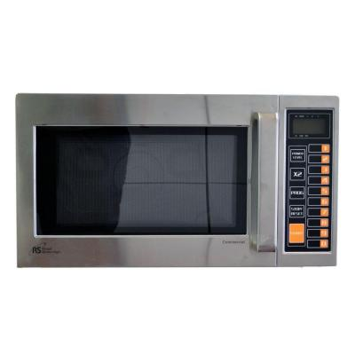 Royal Sovereign 0.9 cu. ft. 1000-Watt Countertop Commercial Microwave in Stainless Steel
