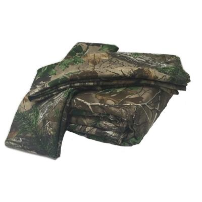 Xtra Green Geometric Cotton Blend Sheet Set