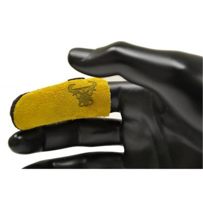 Cowhide Leather Finger Guard