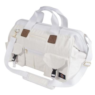 11.5 in. Professional Work Bag, White