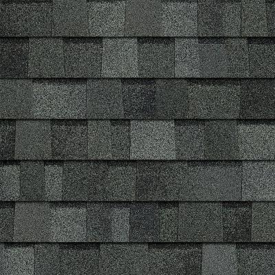 TruDefinition Duration AR Estate Gray Laminate Shingles (32.8 sq. ft. per Bundle) Product Photo
