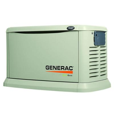 15,000-Watt Air Cooled Automatic Backup Generator for Off-Grid Alternative
