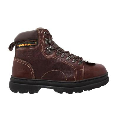 Men's Tumbled 6'' Work Boots - Steel Toe