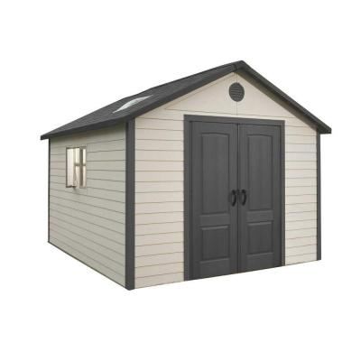 11 ft. x 11 ft. Outdoor Storage Building Product Photo