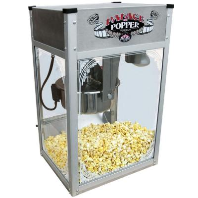 Funtime Palace Popper 8 oz. Hot Oil Kettle Popcorn Machine-DISCONTINUED