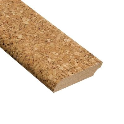 Natural 1/2 in. Thick x 2-1/4 in. Wide x 94 in. Length Cork Wall Base Molding Product Photo