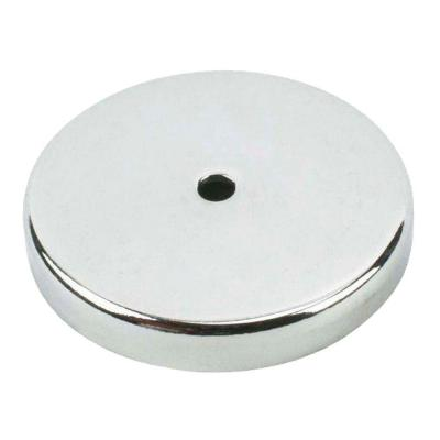 16 lb. Round Base Pull Magnets