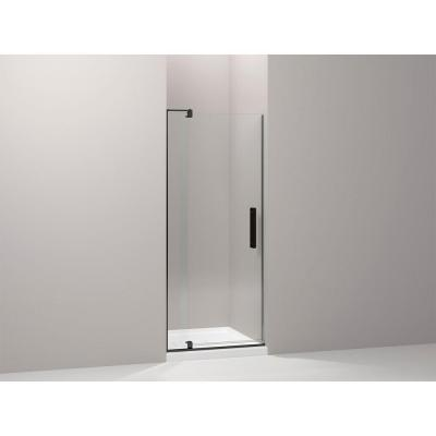 Revel 31-1/8 in. W x 70 in. H Pivot Shower Door