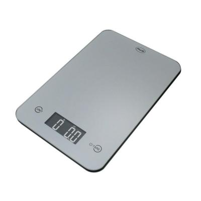 American Weigh Thin Digital Kitchen Scale in Silver