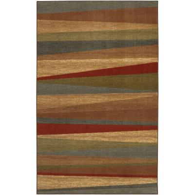 Mayan Sunset Sierra 8 ft. x 10 ft. Area Rug