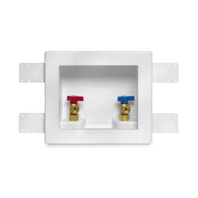 Oatey Center Drain Washing Machine Outlet Box 38970 The