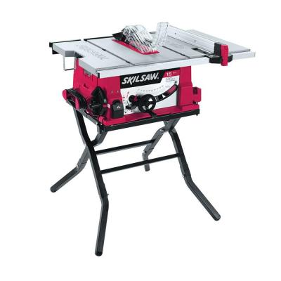 Skil 15 Amp Corded Electric 10 in.Table Saw with Folding Stand