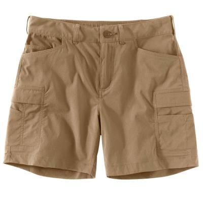 Women's Nylon/Spandex Straight Fit Force Madden Cargo Short