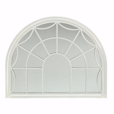 Home Decorators Collection Sabrina 35.5 in. H x 44.5 in. W Large Mirror