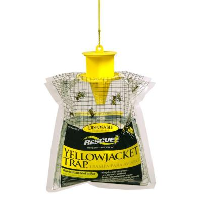 RESCUE Disposable Yellow Jacket Trap
