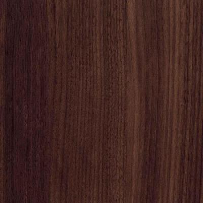 3 in. x 5 in. Laminate Sample in Colombian Walnut with Textured Gloss Product Photo