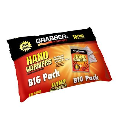 Grabber Hand Warmers Big Pack (10-Pair)