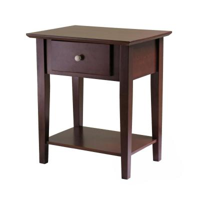 Winsome Shaker Night Stand with Drawer