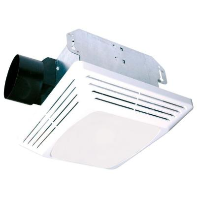 Advantage 50 CFM Ceiling Exhaust Fan with Light Product Photo