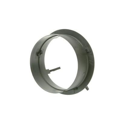 10 in. Take Off Start Collar without Damper for HVAC Duct