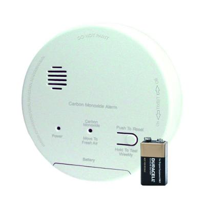 Gentex Hardwired Interconnected CO Alarm with Dualink