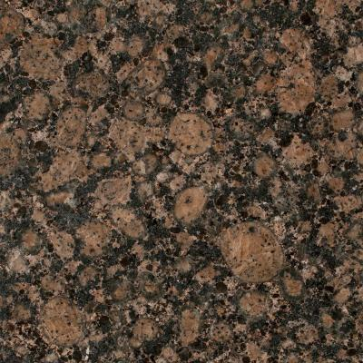 3 in. Granite Countertop Sample in Baltic Brown Product Photo