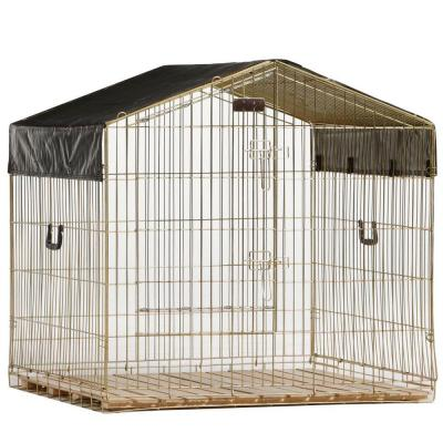 Lucky Dog 32 in. x 40 in. x 40 in.L Travel Kennel TK 53004