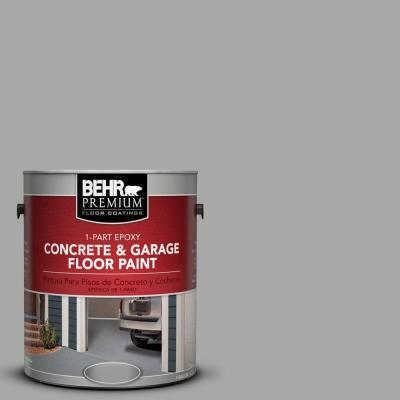 1 gal. #PFC-68 Silver Gray 1-Part Epoxy Concrete and Garage Floor