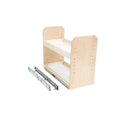 Slide-A-Shelf Made-To-Fit 2 Ti..