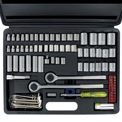 Great Neck Saw Ratchet and Socket Set (99-Piece)