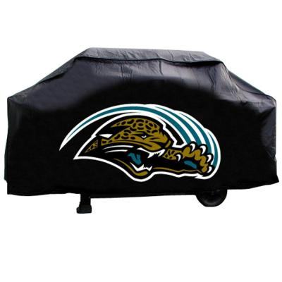 Rico Industries 68 in. NFL Jacksonville Jaguars Deluxe Grill Cover-DISCONTINUED