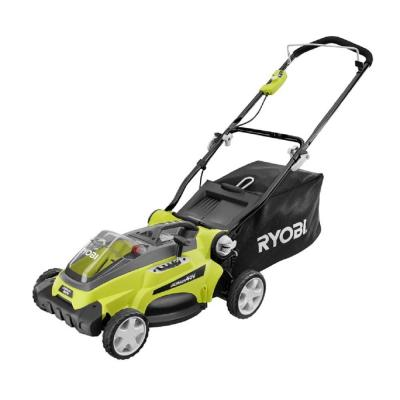 16 in. 40-Volt Lithium-Ion Cordless Walk-Behind Lawn Mower - Battery and Charger Not Included Product Photo