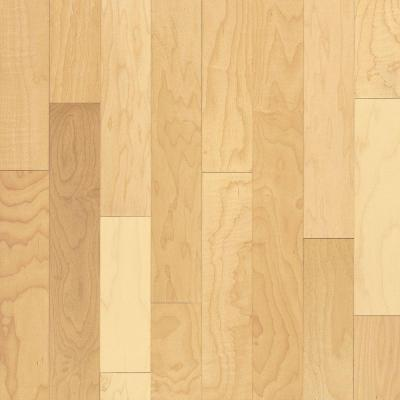 Bruce Natural Maple Solid Hardwood Flooring - 5 in. x 7 in. Take Home Sample