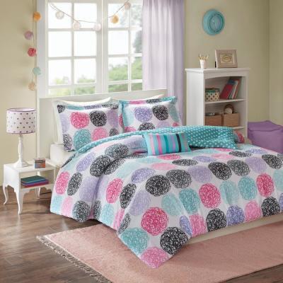 Audrina Comforter Set