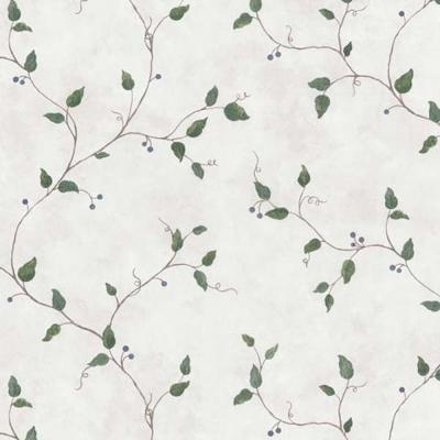 8 in. W x 10 in. H Berry Trail Wallpaper Sample Product Photo