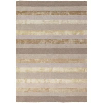 Gardenia Beige/Taupe 7 ft. 9 in. x 10 ft. 6 in.