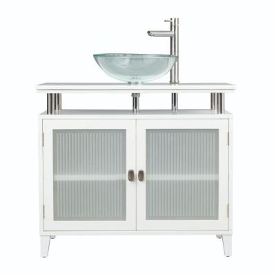 Home decorators collection moderna 36 in vanity in white with marble vanity top in white and Home decorators collection 36 vanity