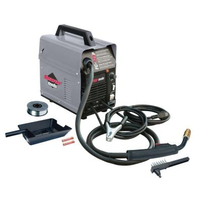 Smarter Tools 125 Amp Flux-Cored Wire-Feed Welder